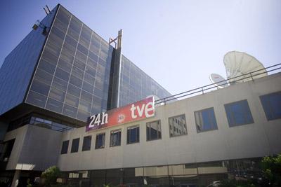 Instalaciones de Radio Televisión Española en Torrespaña. - M. G. CASTRO