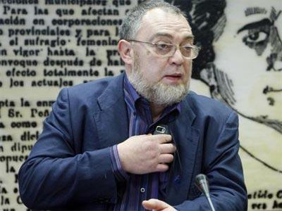 Víctor Domingo, presidente de la Asociación de Internautas. EP