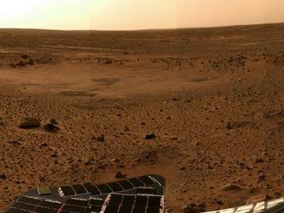El CSIC buscará en Nueva Zelanda el secreto de la vida en Marte. EP