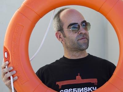 El actor Luis Tosar, en el Festival de Cine de M?laga.