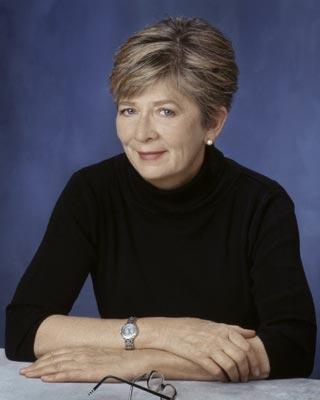 La ensayista Barbara Ehrenreich.