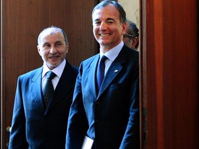 Abdeljalil y Frattini.