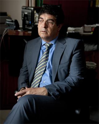 Diego Valderas, líder de IU en Andalucía. -
