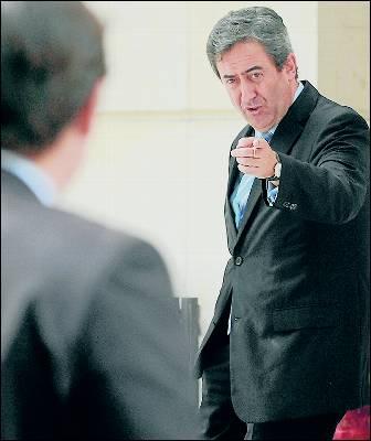 Javier Zaragoza, fiscal jefe de la Audiencia Nacional. efe