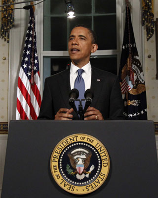 El presidente de EEUU, Barack Obama.- REUTERS/Jim Young