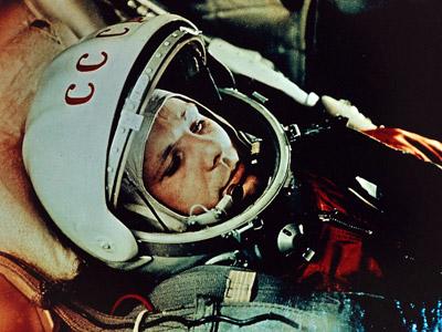 50 años del primer viaje al espacio de Yuri Gagarin