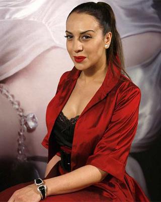 La cantante Mónica Naranjo. EFE / GUSTAVO CUEVAS
