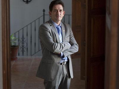 Antonio Ponce, regidor de El Borge (Málaga) por IU