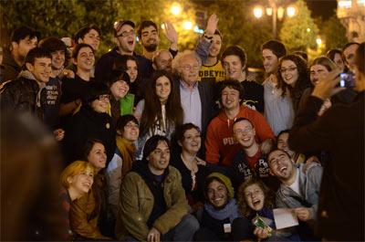 """Punset, en Oviedo: """"No paréis"""" - Foto: Público.es"""