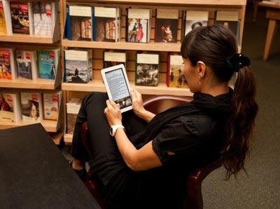 En Alemania hay 100.000 títulos digitalizados.