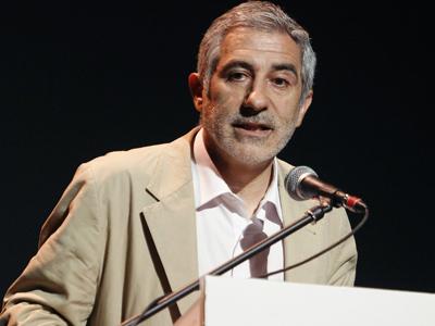 Gaspar Llamazares, portavoz de Izquierda Unida en el Congreso.EFE/Alberto Martín