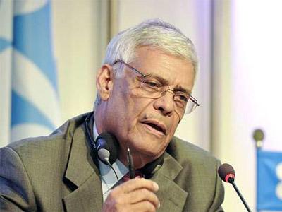 El secretario general de la OPEP, Abdala Salem El Badri - EFE