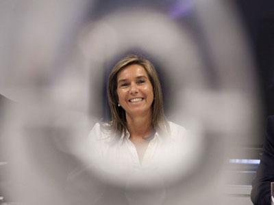 La vicesecretaria de Organización del PP, Ana Mato. reyes sedano