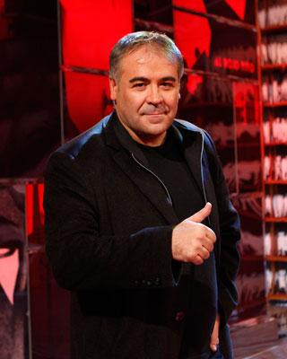 Antonio García Ferreras, presentador de 'Al rojo vivo'.