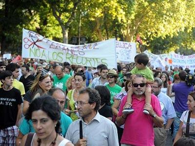 [España] Disturbios y actividad politica 1316021177495profesdn