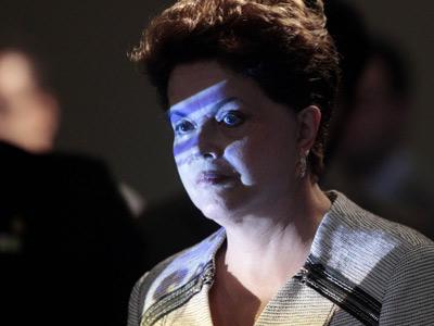La presidenta brasileña, Dilma Rousseff. reuters