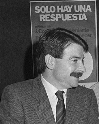 Gerardo Iglesias, en una imagen de archivo.
