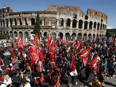 El plan de austeridad supondrá unos ingresos de 45.500.-Pier Paolo Cito/AP Photo