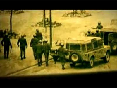Fotograma del documental 'Llach, la revolta permanent', dirigido por Lluis Danes.