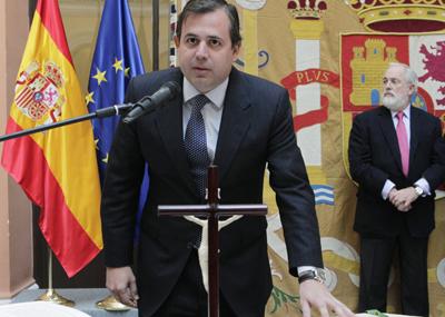 El nuevo secretario de Estado de Medio Ambiente, Federico Ramos. EFE