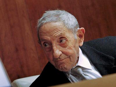 Isaac Díaz Pardo, en un homenaje en A Coruña. EFE