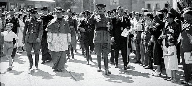 Más de ocho mil ejecutados en la Sevilla de Queipo.