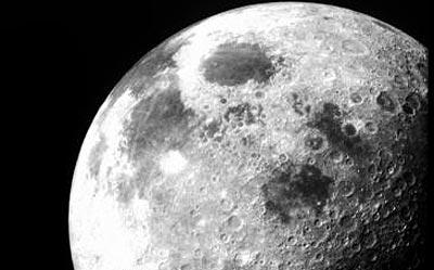 Parte del agua de la Luna puede tener un origen solar. NASA