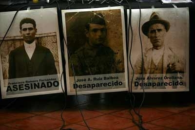 Desaparecidos durante la represion de la dictadura - EFE