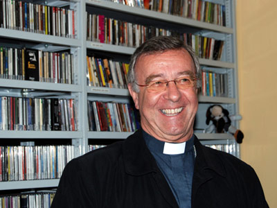 El obispo auxiliar de Barcelona, Sebastià Taltavull. EFE