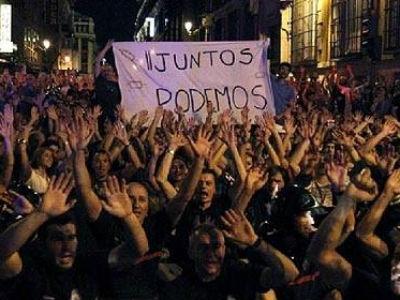 Manifestación de funcionarios, el pasado julio, en las inmediaciones del Congreso. EFE