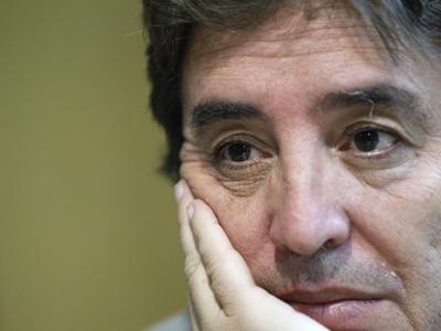 El escritor Luis García Montero.