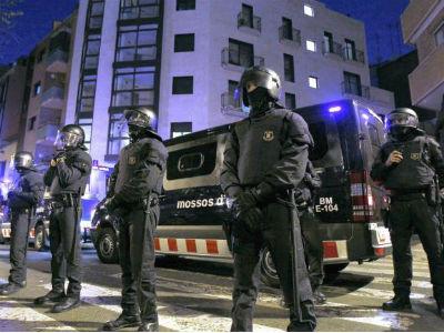 Agentes de los Mossos d'Esquadra - EFE