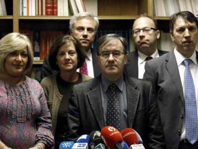 Exvagos jueces y fiscales amenazan a gallard n con for Oficina recaudacion madrid