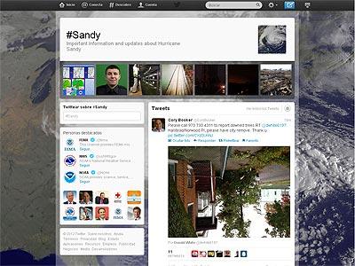 Twitter, una herramienta vital frente a las catástrofes