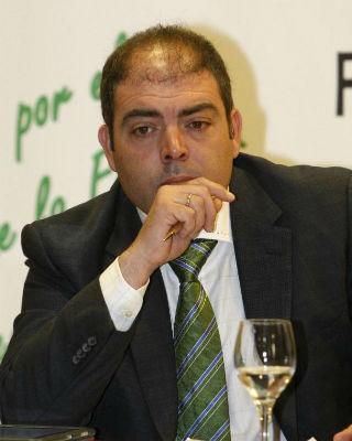 Lorenzo Amor, presidente de la Federacion Nacional de Trabajadores Autónomos (ATA), en una foto de archivo. EFE