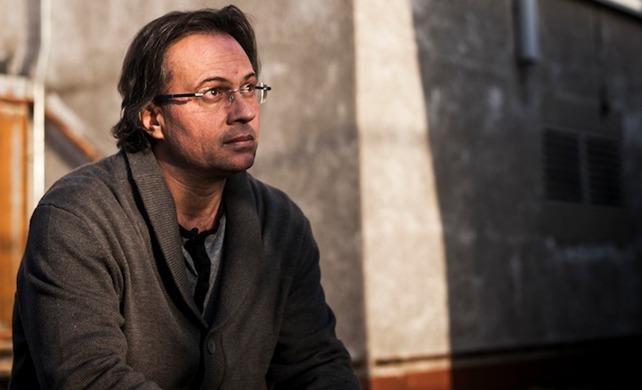 Josep Bel, uno de los cinco trabajadores de Telefónica en huelga de hambre - FOTO: Groundpress