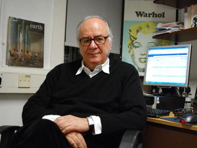 El sociólogo Boaventura de Sousa Santos. PÚBLICO