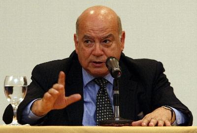El secretario general de la OEA, José Miguel Insulza. -