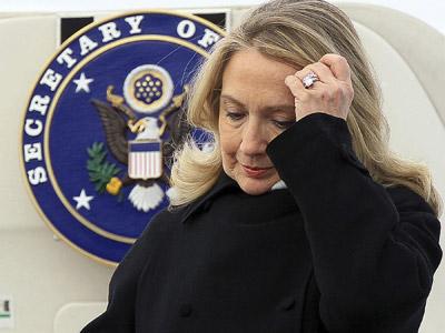 La secretaria de Estado estadounidense, Hillary Clinton. EFE