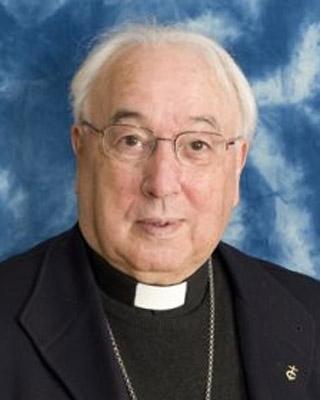 El obispo de Segovia, Ángel Rubio.