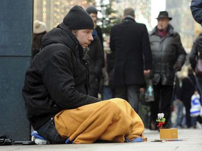 El índice de pobreza llega al 21,8% en España.