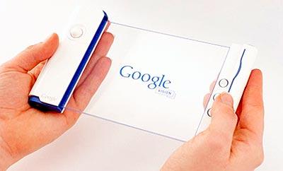 'Google Vision', diseñado por Callum Pedenis.