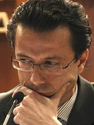 El consejero de Sanidad de la Comunidad de Madrid, Javier Fernández Lasquetty, en una foto de archivo.