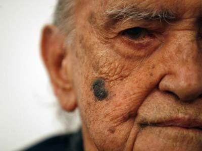 El arquitecto Oscar Niemeyer. EFE