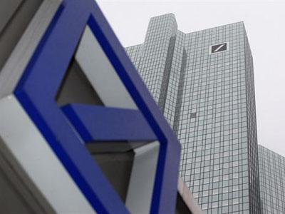 Sede de Deutsche Bank.