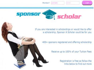 La web SponsorAScholar –ahora fuera de servicio– ofrecía hasta 15.000 libras al año a cambio de favores sexuales.