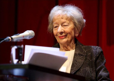 Wislawa Szymborska.
