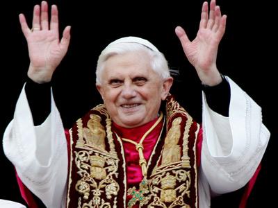 Benedicto XVI. EFE