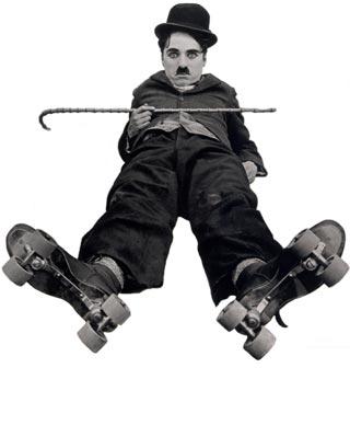 ¿Quién era Charlie Chaplin?
