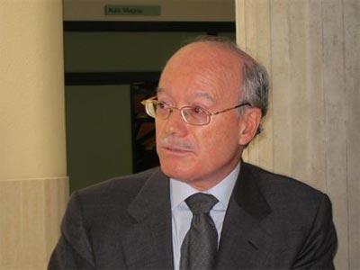 El presidente de la Comisión de Economía y Política Financiera de la CEOE, José Luis Feito.